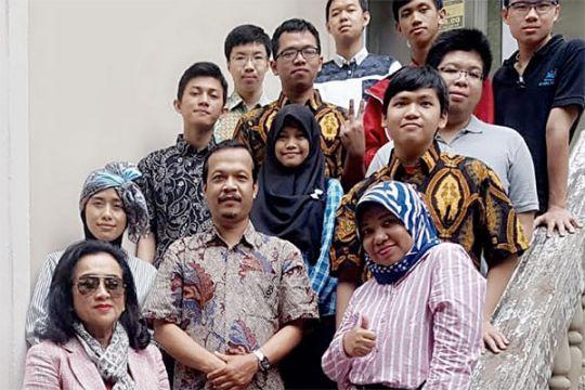 Indonesia pertahankan tradisi emas di kompetisi matematika internasional