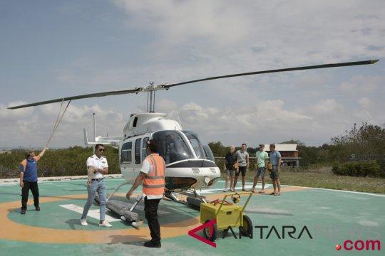 Regulasi helikopter bisa bantu daerah bencana
