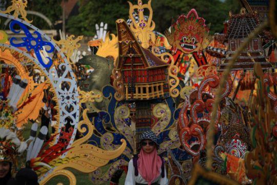 Persiapan Solo Batik Carnival,