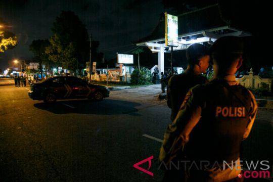 Baku Tembak di Yogyakarta