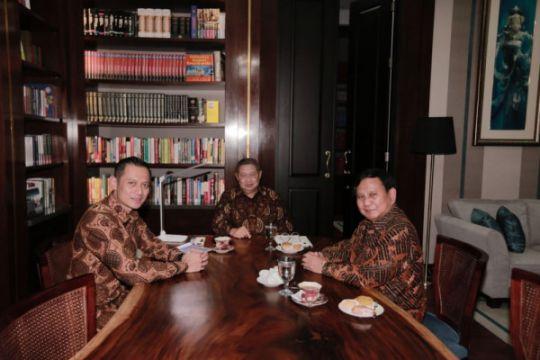 Gerindra akan tempatkan SBY, ketum parpol sebagai Dewan Penasihat tim sukses
