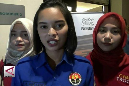 PWI beri pelatihan jurnalistik bagi Staf Humas