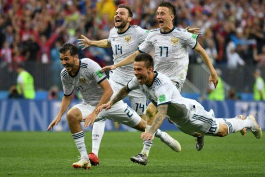Kemarin, Rusia kalahkan Spanyol hingga presenter Reza Bukan ditangkap karena narkoba