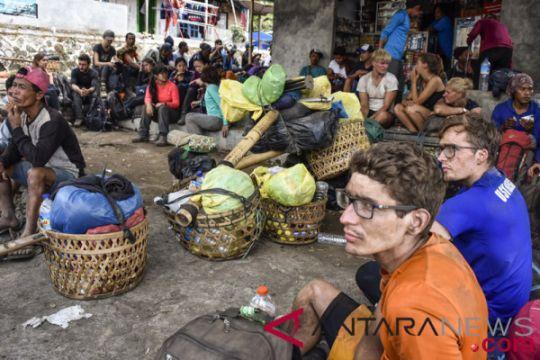 Gempa Lombok, TNI kerahkan Koppasus evakuasi turis Rinjani