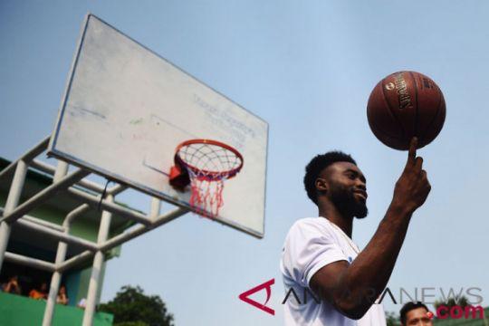 Pelatihan bola basket NBA