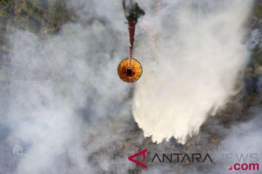 BNPB optimalkan patroli udara atasi kebakaran hutan