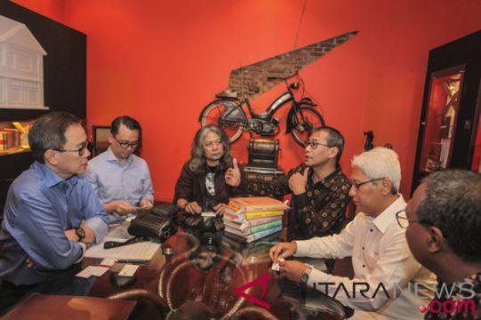 Pertemuan Direksi Antara Dengan Presdir Astra