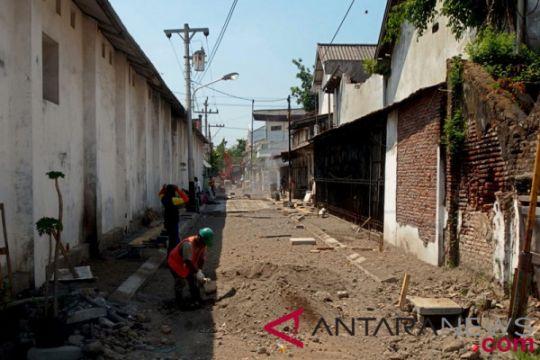 Proyek revitalisasi kota lama Semarang