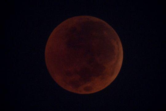 Narasi Anti Hoax - Gerhana Bulan Tidak Sebabkan Radiasi Cosmic