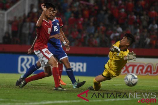 Piala AFF U16 Indonesia Kalahkan Filipina