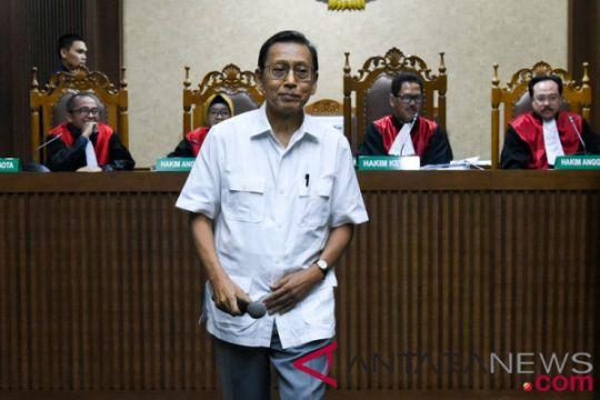 Boediono dan Todung dihadirkan dalam sidang Syafruddin Temenggung