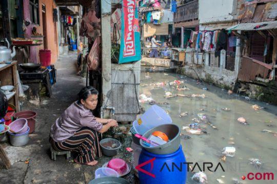 Kemiskinan Jakarta turun