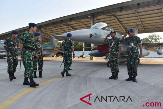 Kesiapan pasukan pesawat tempur F-16 ke Australia