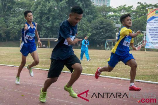 Pekan Paralimpik pelajar Jabar