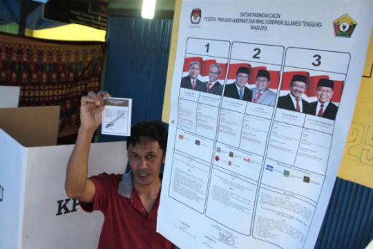 Hasil pilkada Sulawesi Tenggara digugat