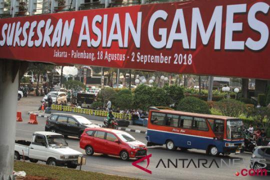 Jasa Marga sampaikan informasi seketika mobilisasi atlet Asian Games