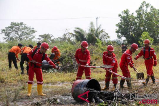 Mantan Kepala BPBD didakwa selewengkan anggaran penanggulangan kebakaran hutan