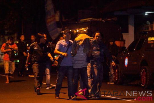 Tiga terduga teroris ditangkap di Tegal dan Semarang