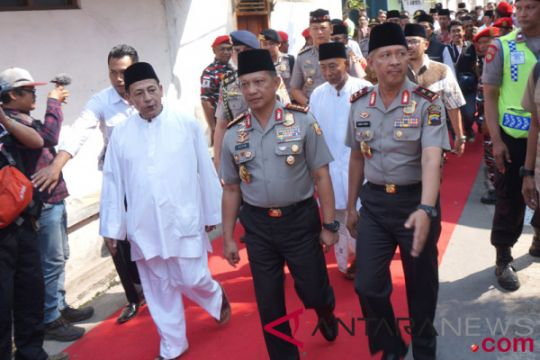 Sinergitas Polri TNI Dan Lintas Agama