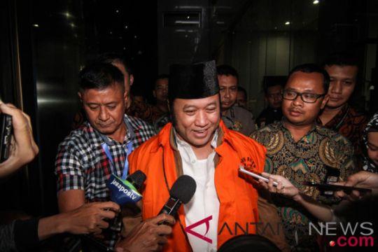 Tersangka OTT Lampung Selatan