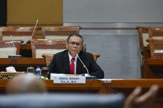 Komisi III DPR setujui dua calon menjadi hakim agung