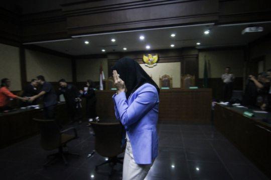 Bupati Kukar Rita Widyasari divonis 10 tahun