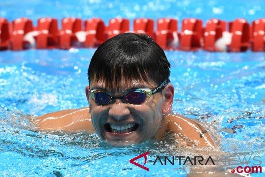 Schooling persembahkan medali emas pertama Singapura