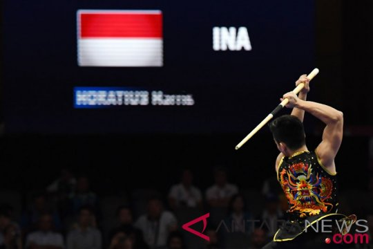 Pewushu Indonesia gagal maju final Sanda 56 kg