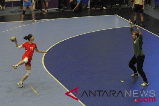 Tim bola tangan putri Korea Utara tempati peringkat lima