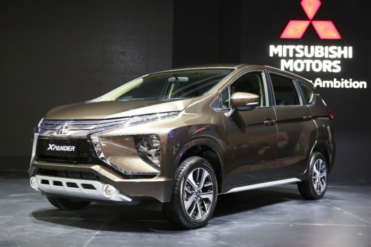 Dalam 18 bulan, penjualan Mitsubishi Xpander tembus 100.000 unit