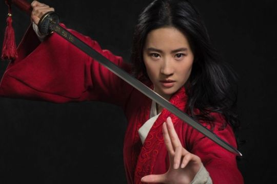 Disney ungkap peran Liu Yifei dalam live-action Mulan