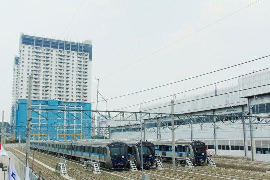 Kereta MRT jalani uji coba integrasi sistem