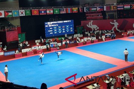 Taekwondoin  Defia persembahkan emas pertama untuk Indonesia