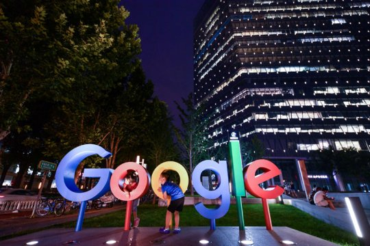 Google dilanda polemik data Gmail