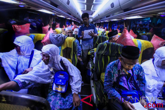 86 lansia masuk kuota tambahan haji Kalsel