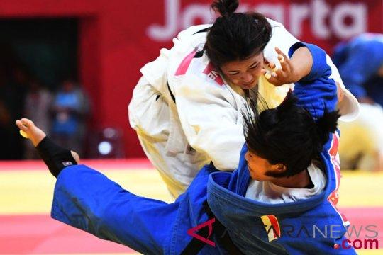 Hari ketiga cabang judo, Indonesia belum berhasil dapatkan medali