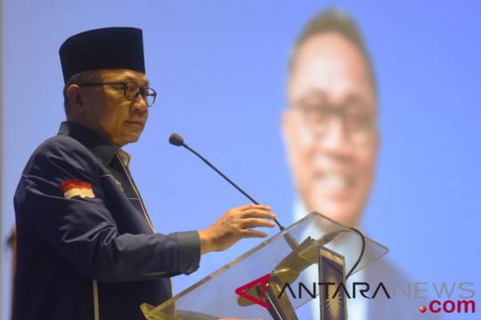 Pimpinan parpol koalisi Prabowo-Sandiaga Uno diskusikan ekonomi hingga tim sukses
