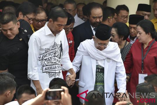 TKN: Jokowi-Ma