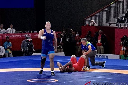 Atlet grego putra Indonesia gagal raih medali