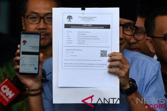 Laporan harta kekayaan Sandiaga Uno dinyatakan lengkap
