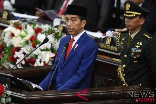 Presiden: Dukung sinergi elemen bangsa cegah terorisme