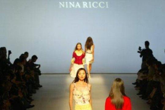 Nina Ricci umumkan desainer baru untuk direktur kreatif