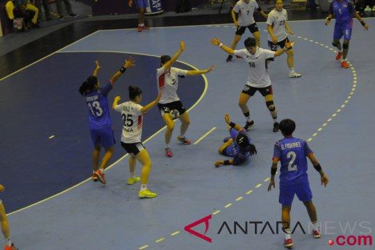Kalahkan Thailand, Tim bola tangan putri Korsel ke final