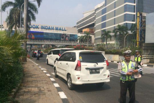 Ini kawasan ganjil genap menurut peraturan gubernur DKI Jakarta