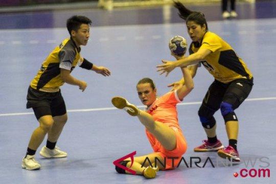 Tim bola tangan putri Kazakhstan kalahkan Hong Kong 35-23