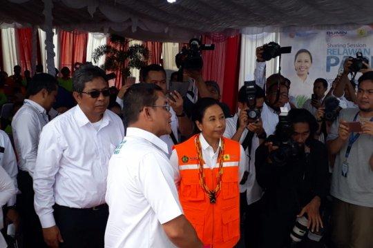 Menteri BUMN resmikan gardu 150 kV Holtekamp-Jayapura