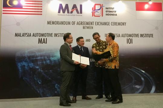 Indonesia-Malaysia kolaborasi kembangkan industri otomotif