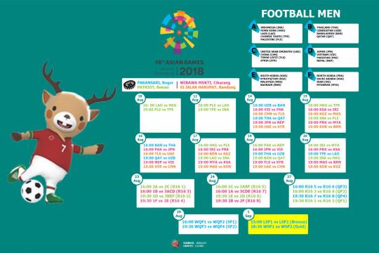Sepak Bola - Palestina-Taiwan tanpa gol di babak pertama