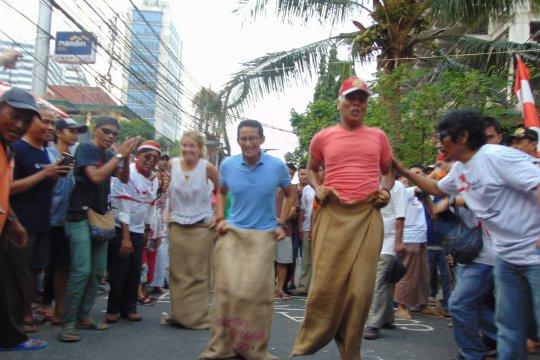 Tradisi lomba Kemerdekaan Jalan Jaksa sepi ekspatriat