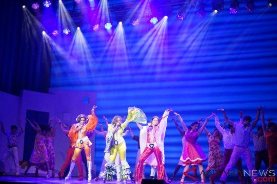 Hari ini, pentas teater musikal sampai pameran wisata Jepang